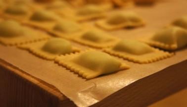 Raviolacci Ricotta e Spinaci