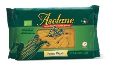 Penne Rigate - Asolane Bio