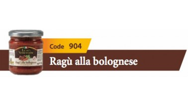 Ragù alla Bolognese