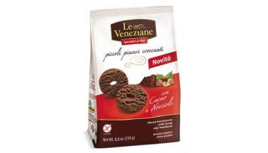 Biscotti con Cacao e Nocciole